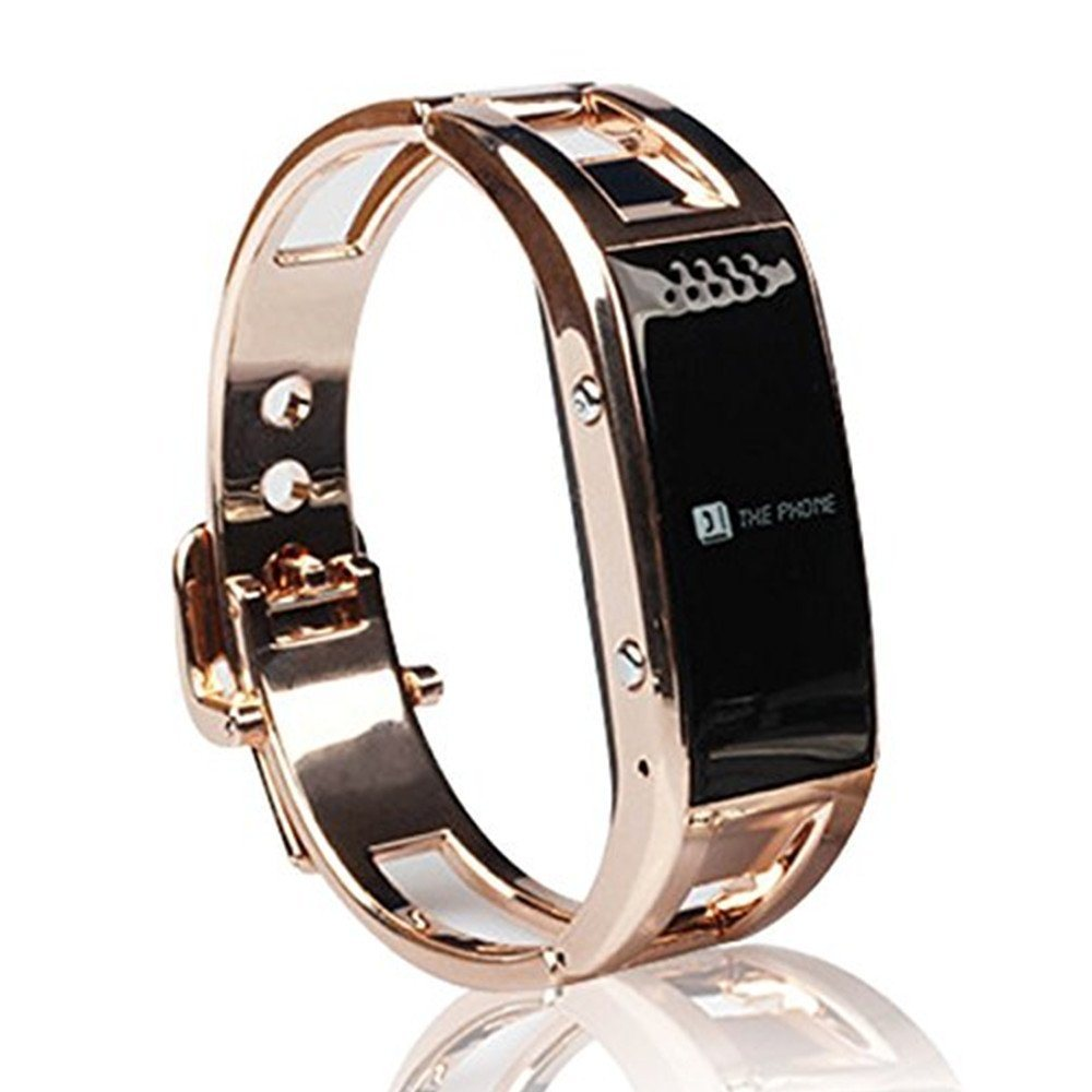 New 2016 Bluetooth D8 Smart Bracelet Wristband Smartband Digital-Watch Pulsera Inteligente Answer/Dial Call for Smart Phone