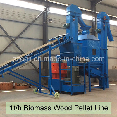 China Widely Used Biomass Energy Plant Sawdust Pellet