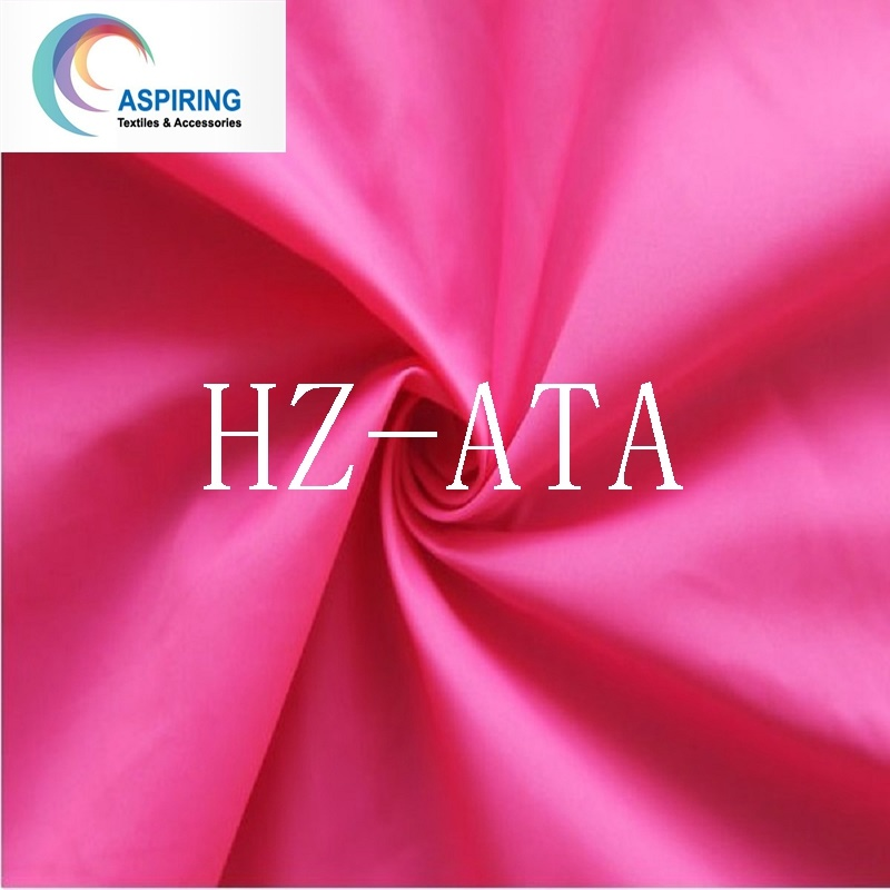 Taffeta Fabric for Lining, Polyester Fabric pictures & photos