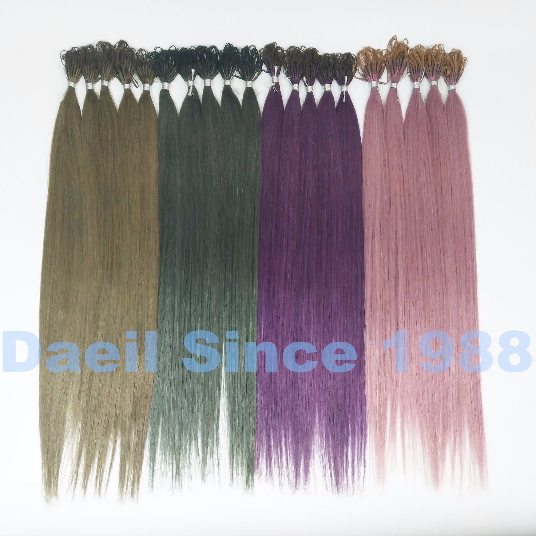 China Human Hair Products Micro Loop Ring Hair Extension China