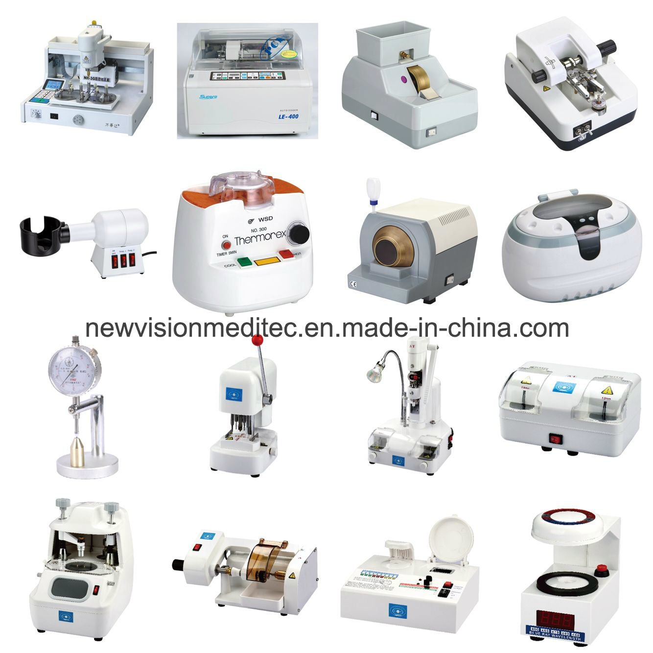 Ophthalmic and Optometric Diagnosis Equipment