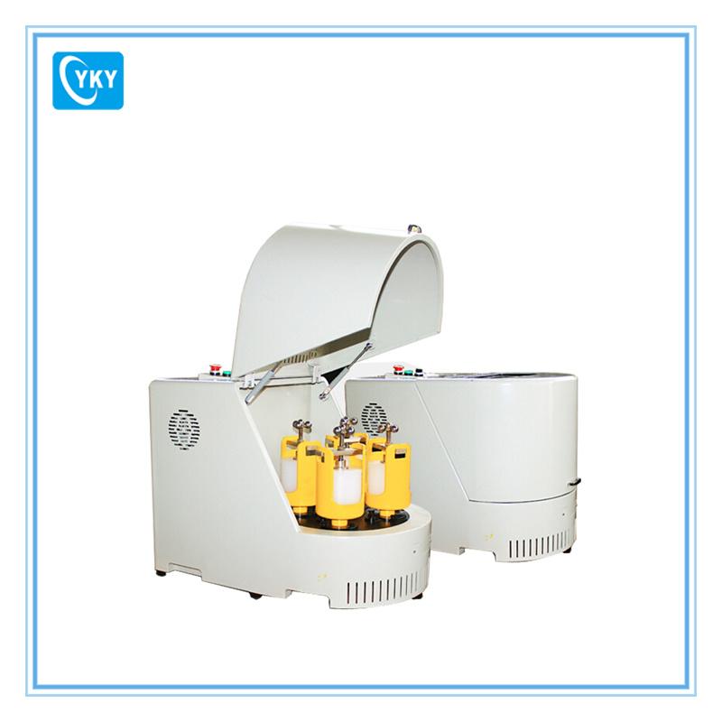 China Laboratory Gear Drive Automatic Planetary Ball Mill Mixer with ...