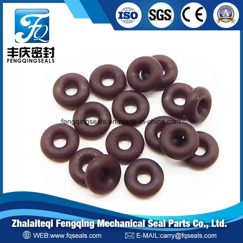 China High Temperature Resistant Viton / FKM / FPM Rubber O Rings ...