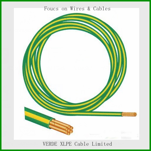 China 70mm2 95mm2 Bare Copper Grounding Cable Earth Wire - China ...