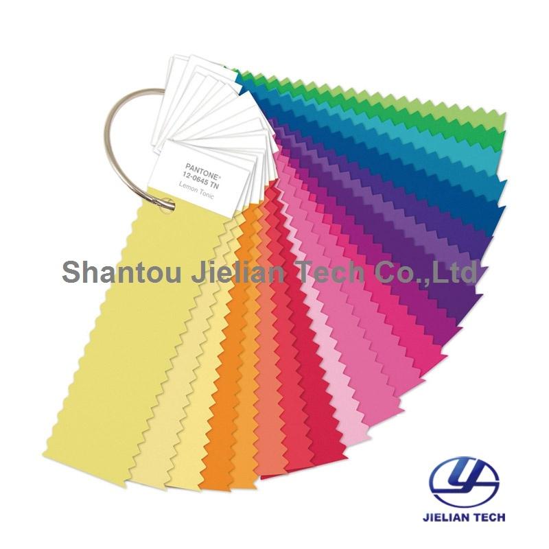 China Usa Pantone Ffn100 Fashion Home Nylon Brights Color Chart