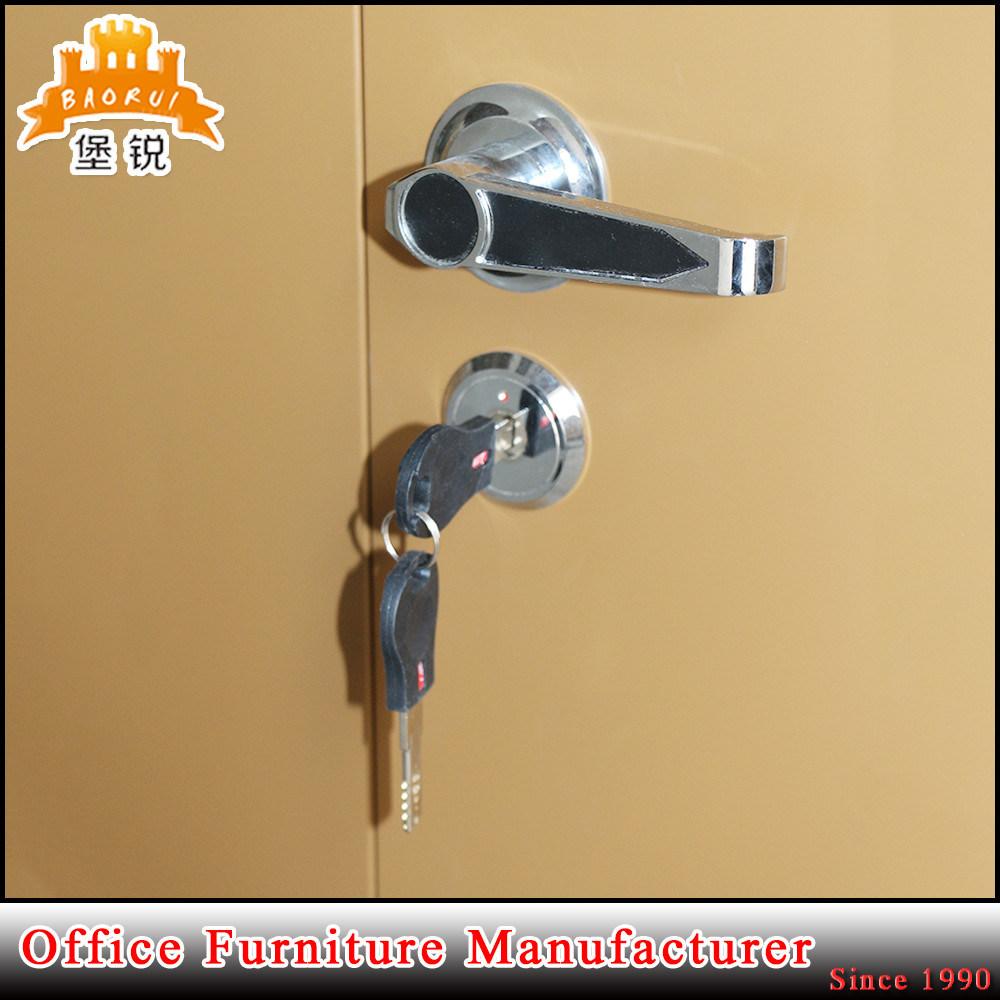 e7d0ac0f313 Jas-071 Hot Sale 2 Door Metal Storage Cabinet   Different Colour Steel  Almirah