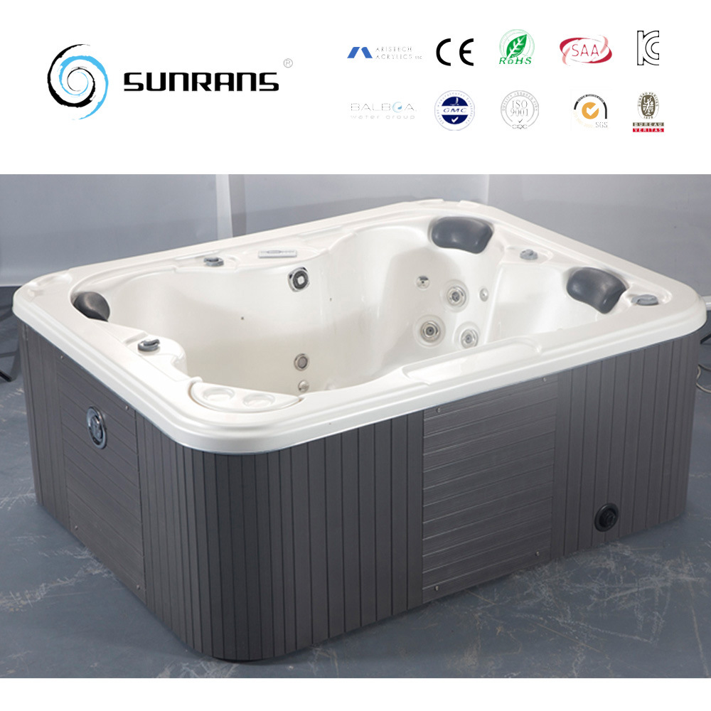 China Outdoor Super Luxury SPA Resort Hot Tub SPA 45 Jets Hot Tub ...