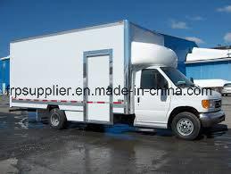 China Large FRP Fiberglass Truck Van Body, Large Fiberglass