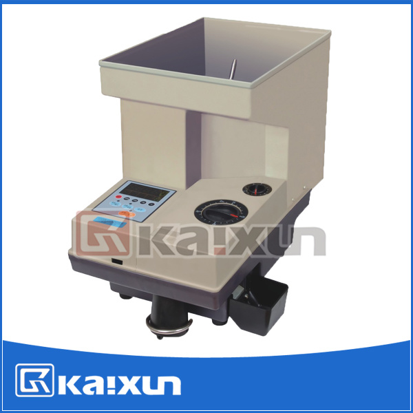 LCD Display Automatic Coin Sorter, Coin Counter