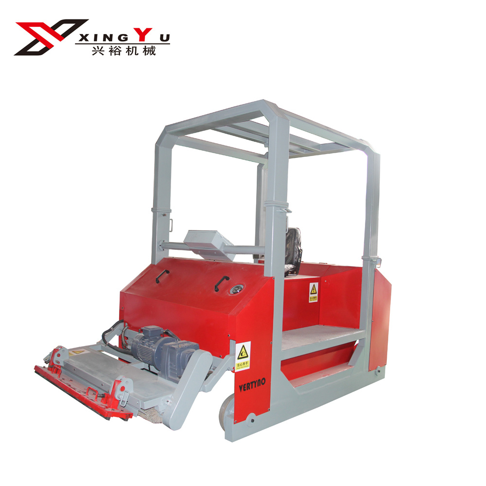 China Multi-Function Precast Concrete Slab Sweeping Wire Pulling ...
