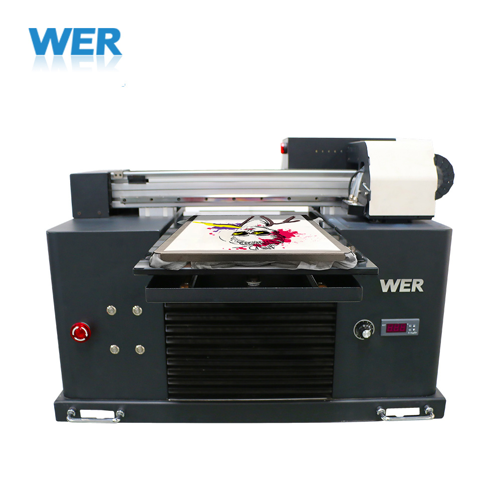 Ce and SGS Approved A3 Desktop T-Shirt Printer pictures & photos