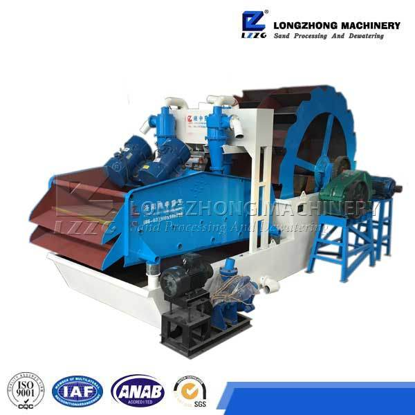 200t/H Sand Washing Machine Manufacture in China pictures & photos