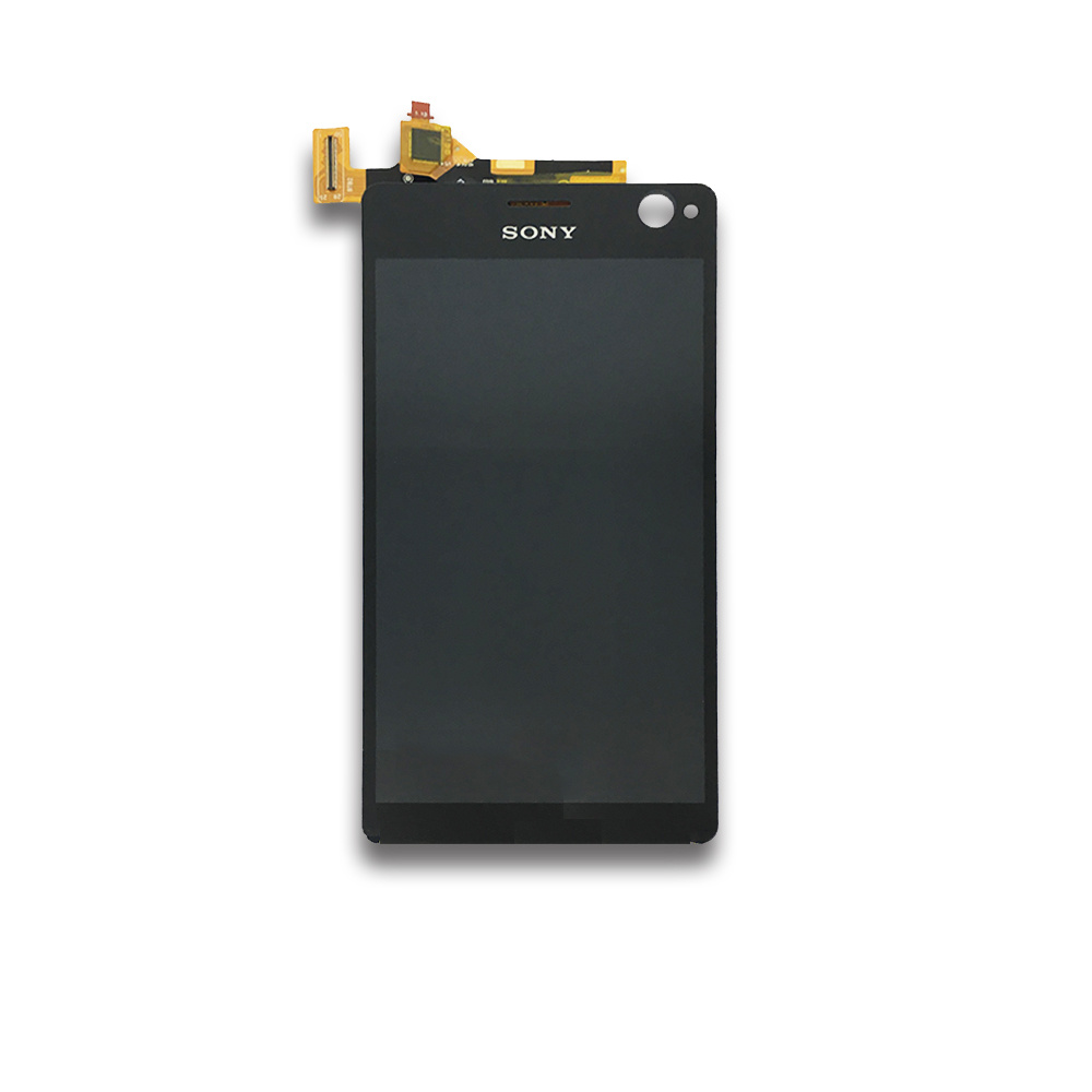 China Preto Para Sony Xperia C4 E5303 E5306 E5333 E5343 E5353 C 4 Assembl Ia Substitui O Display Lcd Touch Screen Digitador Frete Gr Tis