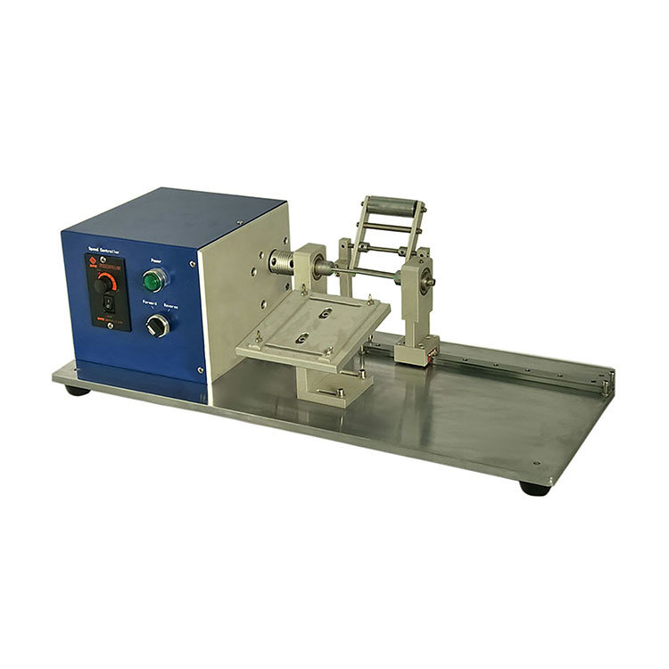 Semi-Automatic Li-on Battery Winding Machine for Electrodes