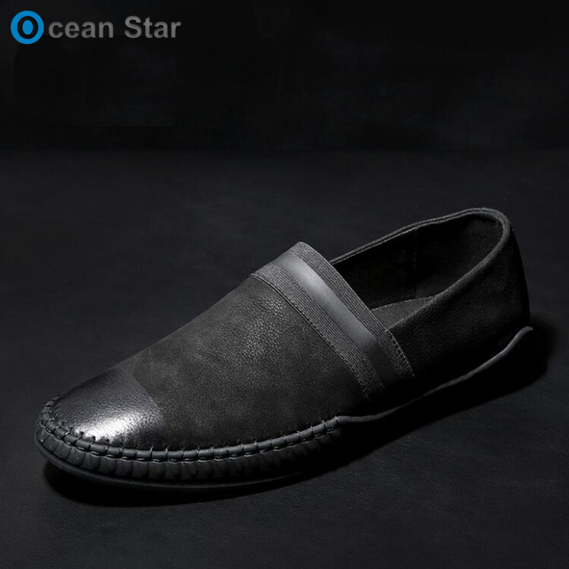 China 2019 Fashion Men Casual Shoes Fashion Leather Shoes For Men
