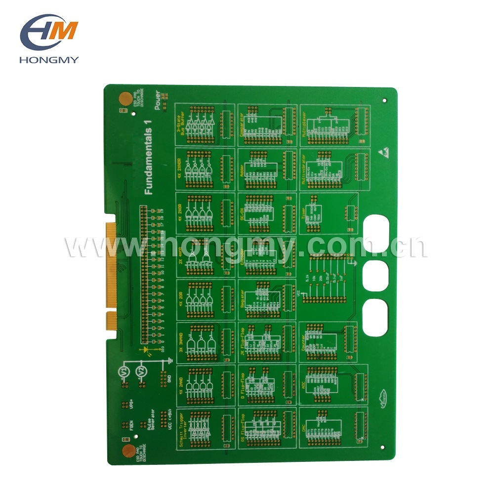 Pcb Circuit Board Fast With Low Price From China Printed Boards Using The Laser Cutter Factory Rigid
