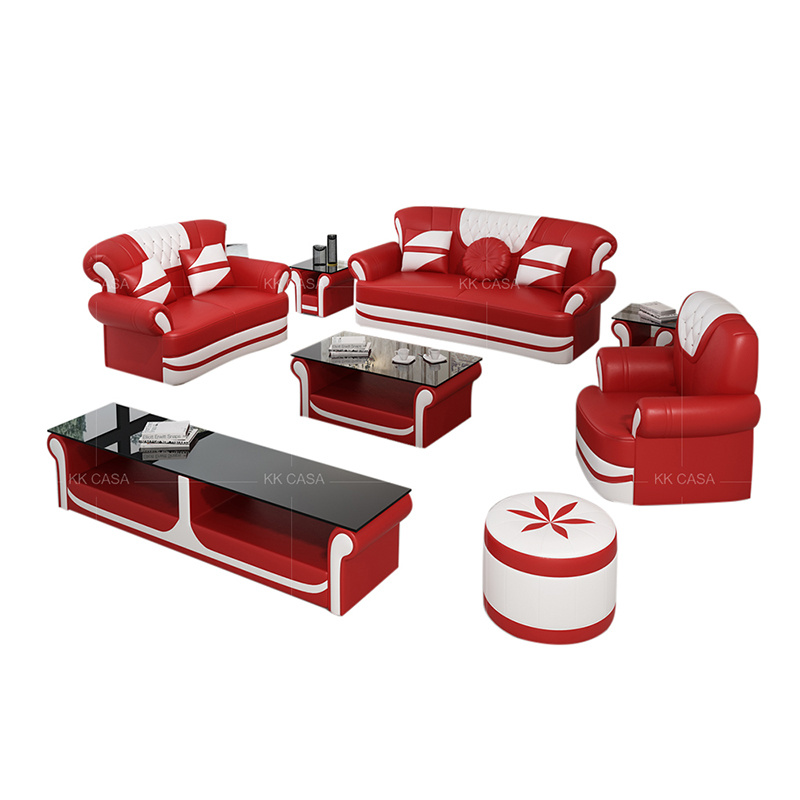 Magnificent Hot Item Modern Turkey 123 Seater Living Room Furniture Hotel Reception Leather Office Sofa Interior Design Ideas Inamawefileorg