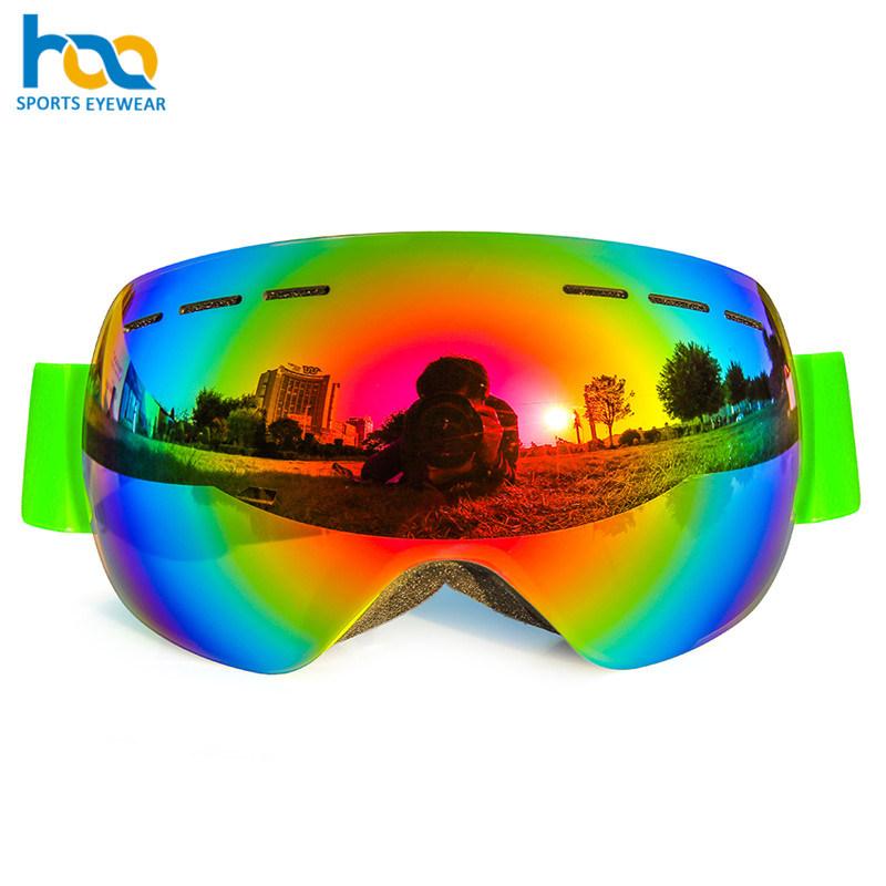 bf0a4775cb9e China Custom Be Nice Big Size Anti-Fog Snowboard Ski Goggles Photos ...