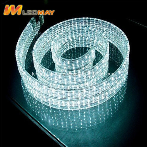[Hot Item] cold white 5 Wire Flat LED Rope Light strip