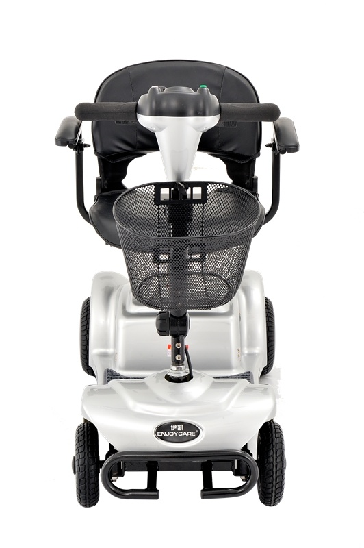 Emw41 Four Wheel Foldable Electric Scooter pictures & photos