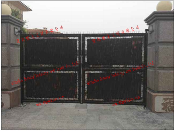 [Hot Item] Crafted Antiseptic Rust-Proof Metal Gates for Sale