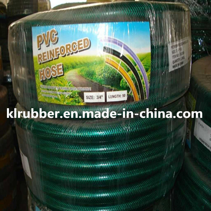 Fiber Reinforced PVC Garden Hose for Garden Tool pictures & photos