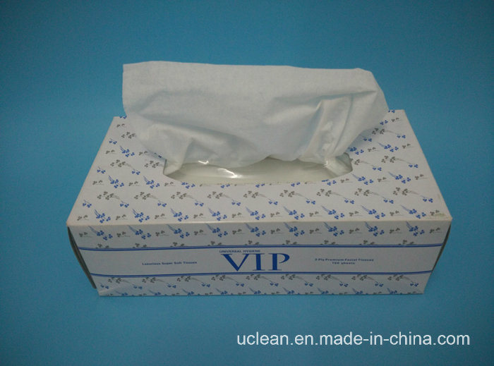 100sheets Virgin Box Facial Tissue-FT100 pictures & photos