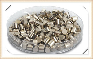 Raw Material Pure Semi-Metal Ge 4n Germanium Wafer Raw Material