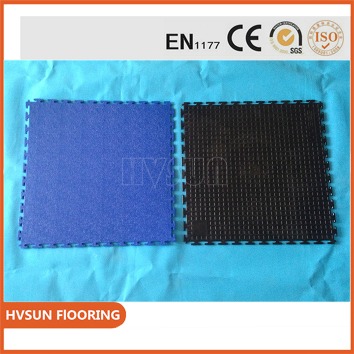 China Easy Install Vinyl Puzzle Tile Garage Floor Tiles Photos