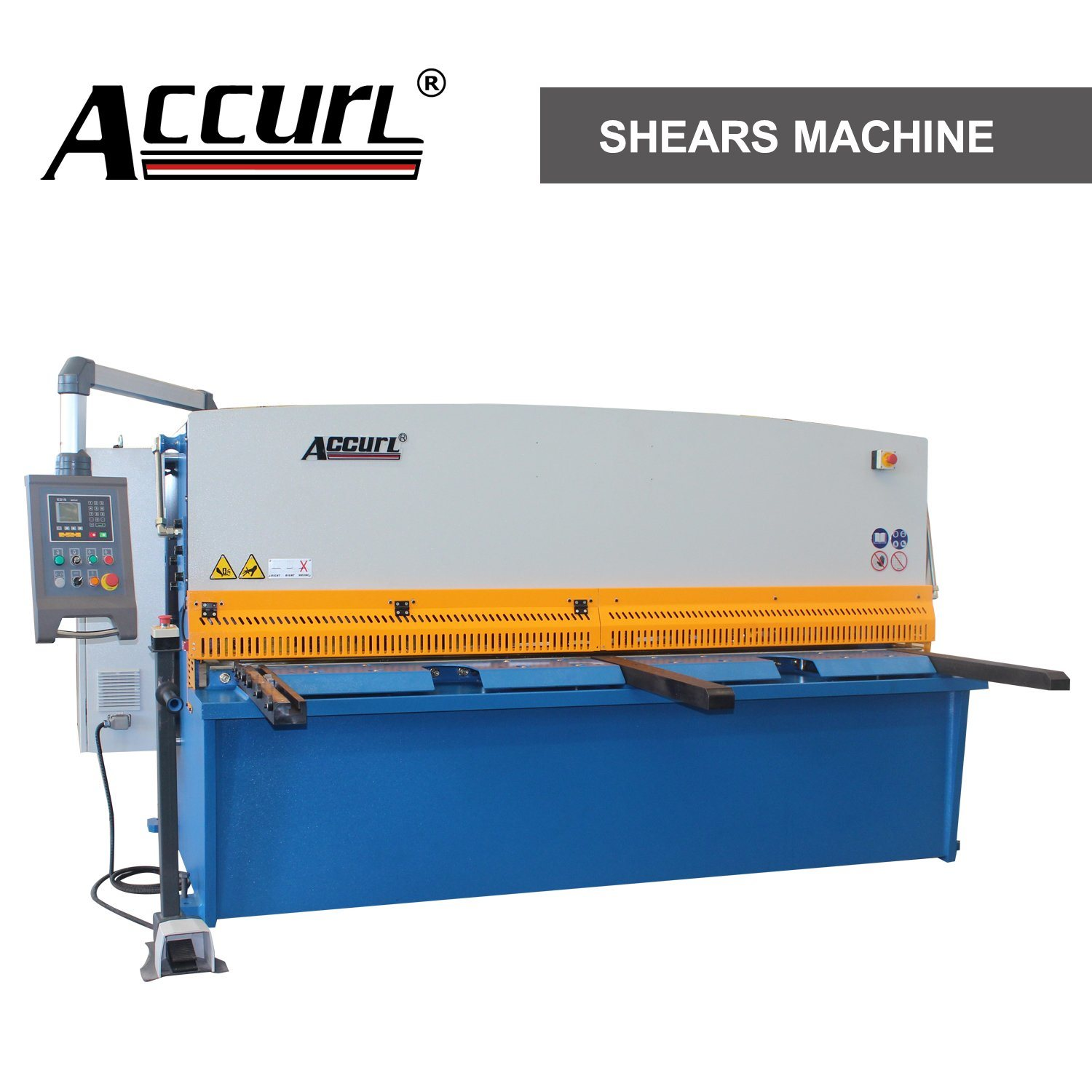 Hydraulic Shearing Machine / Mechanical Shearer / Cutting Nc Machinery