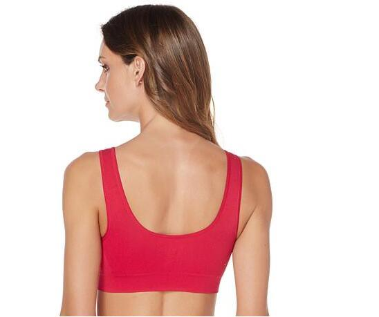 Fast Delivery Ladies Sport Leisure Comfortable Yoga Seamless Ahh Bra  (SR2230) 99aebb1e7