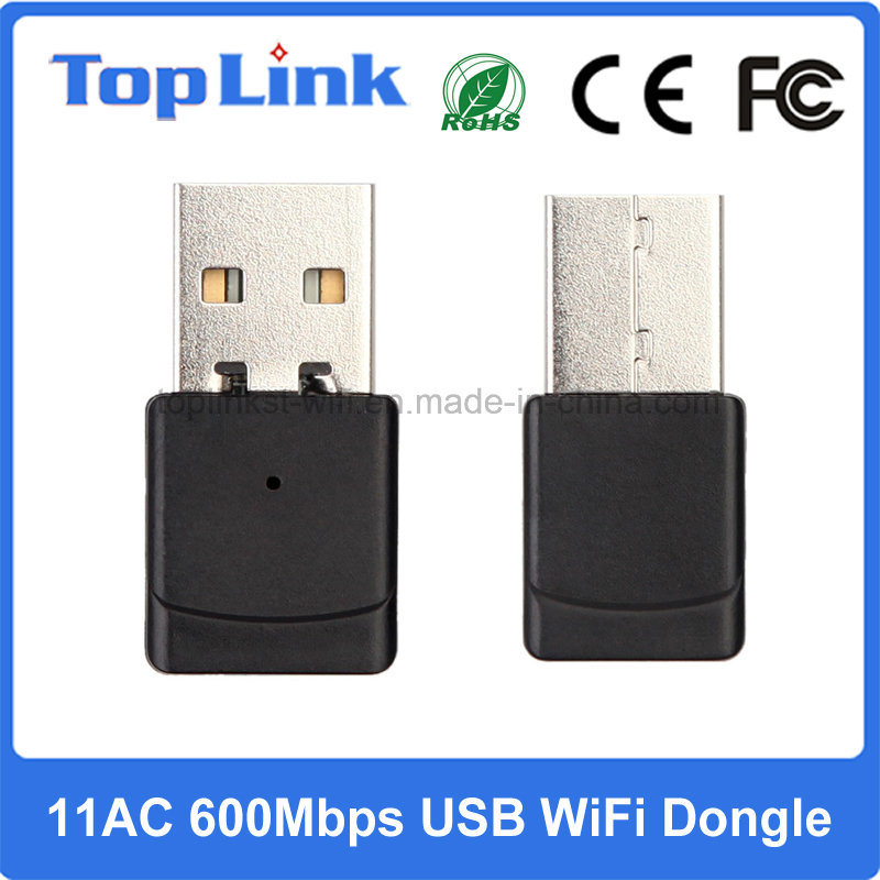 [Hot Item] 802 11AC 600Mbps High Speed Realtek Rtl8811au Smart WiFi TV  Stick Android with Source Code Driver
