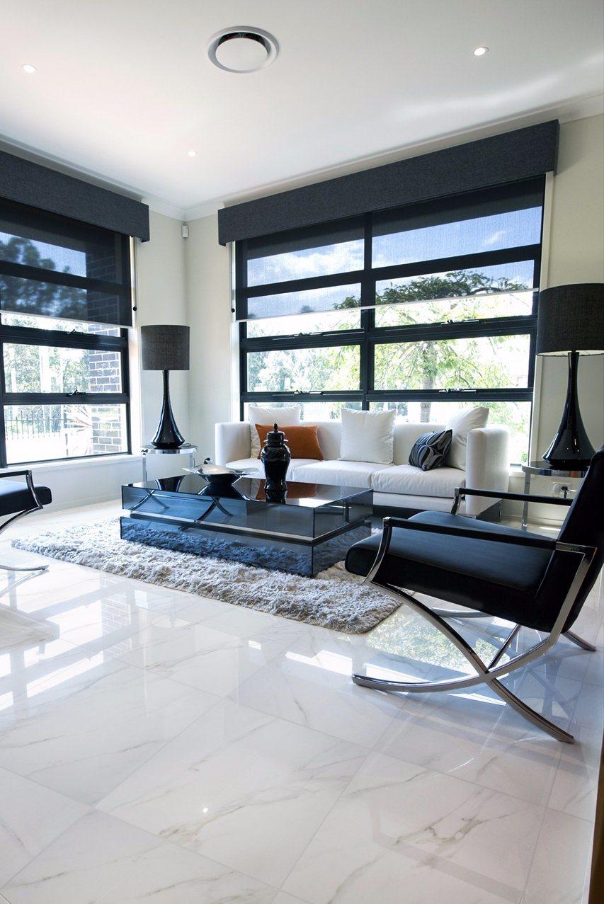 China White Colors Of Tumbled Marble Kerala Vitrified Floor Tiles