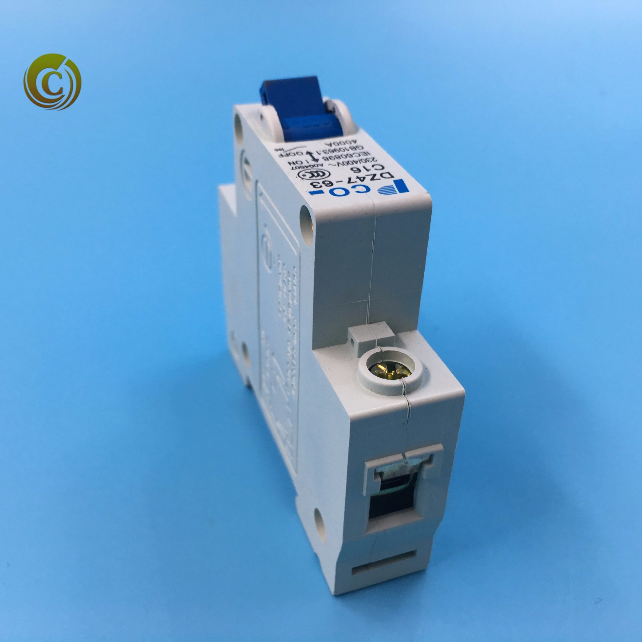 2018 Electrical Circuit Breaker MCB Switch Miniature Circuit Breaker  Moulded Case Circuit Breaker