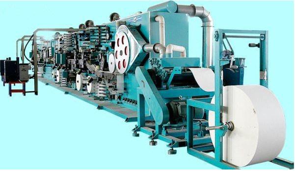 China Sanitary Napkin Machine Price, Sanitary Pad Making Machine - China Machine, Hygiene Machine
