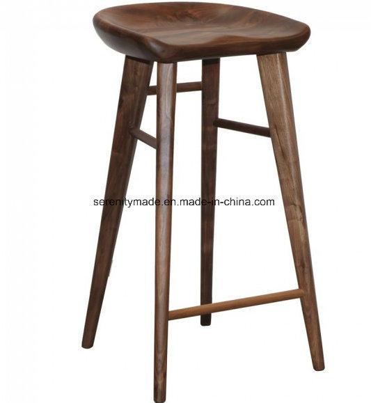 Bar Stool Wooden Kitchen Counter