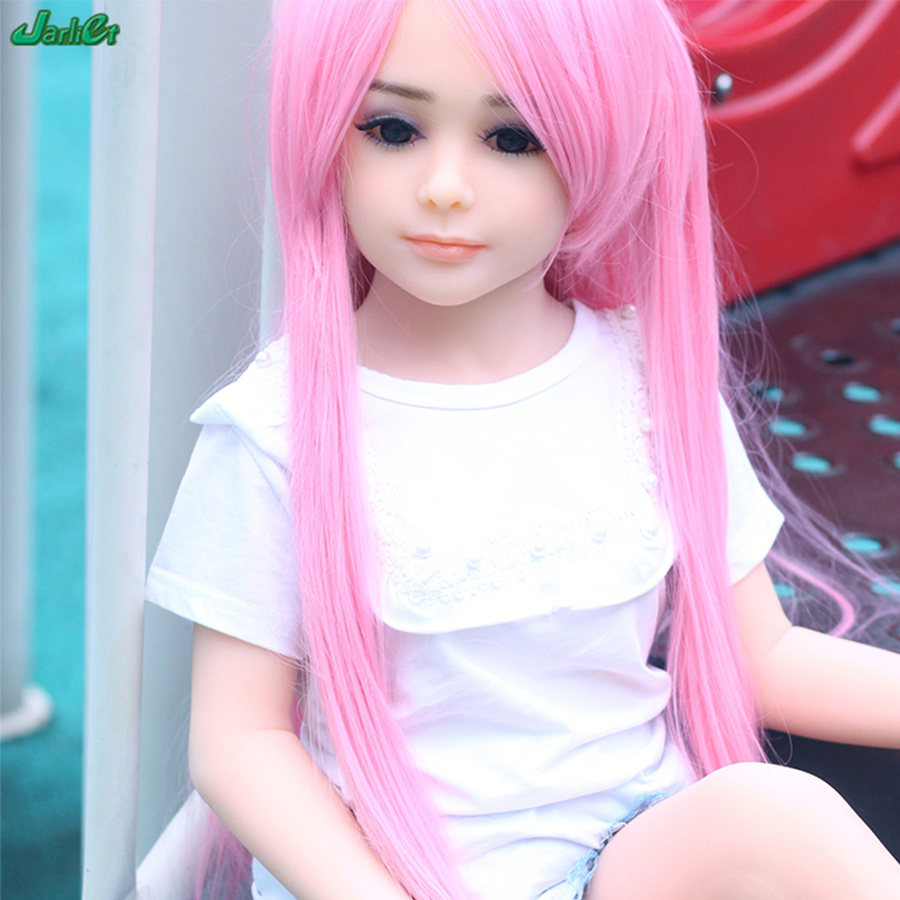 China Life-Like Silicone Flat-Chested Child Sex Doll for