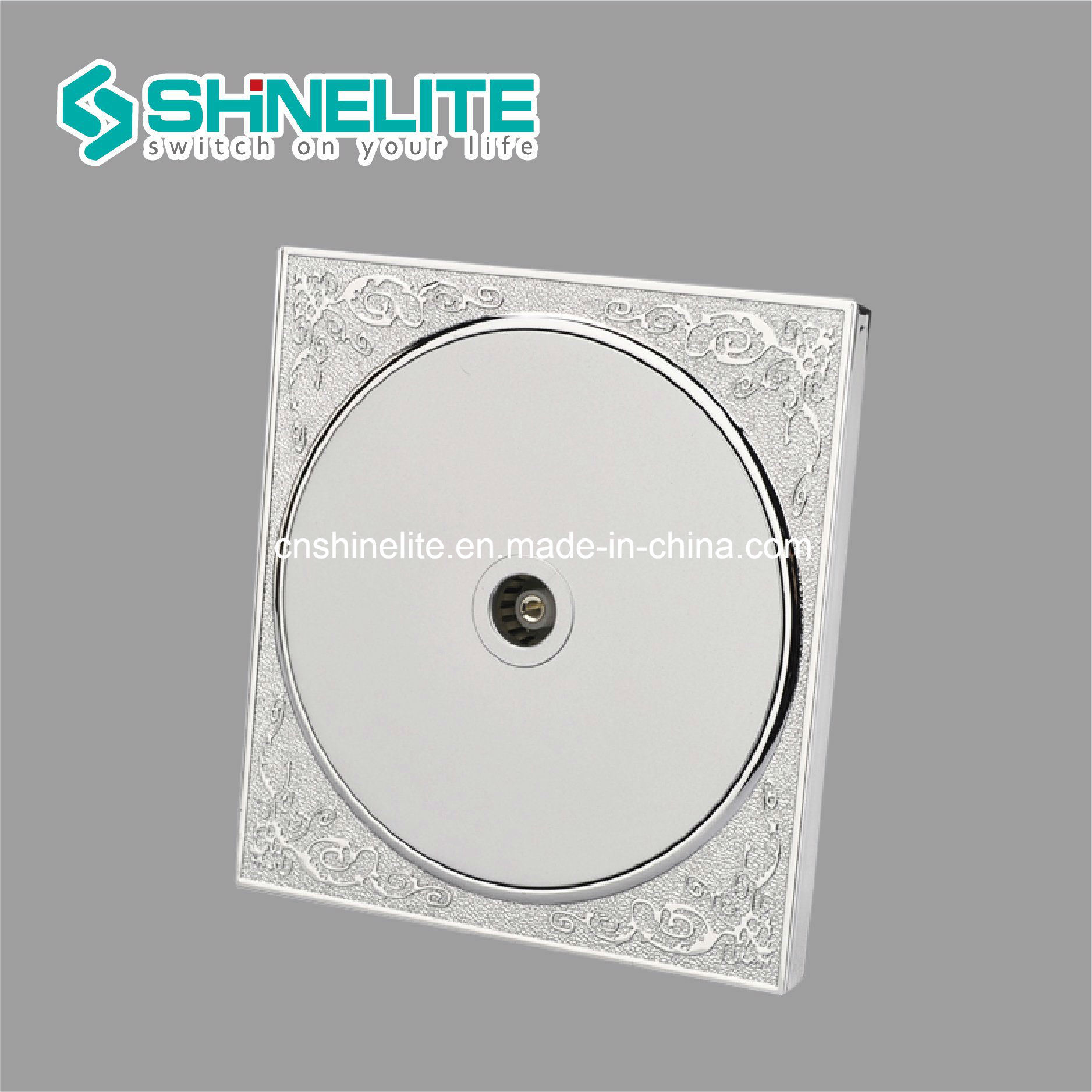 China Best Price Isolated Coaxial Socket, Single Outlet Good Quality ...