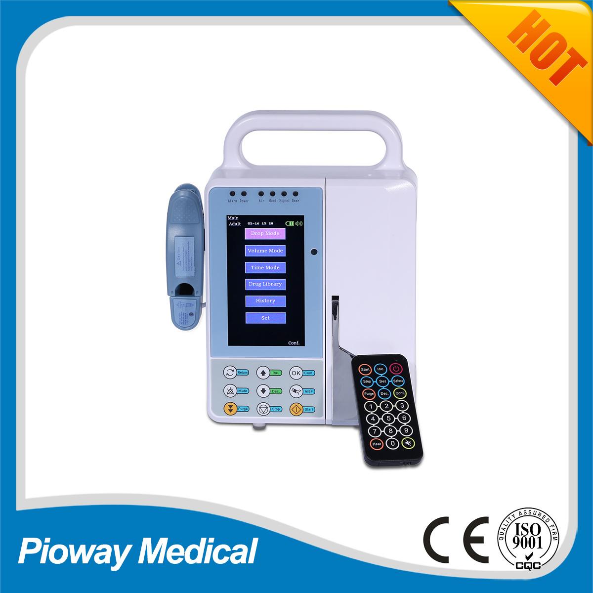 China Hospital Portable Infusion Pump OIP 20   China Infusion ...