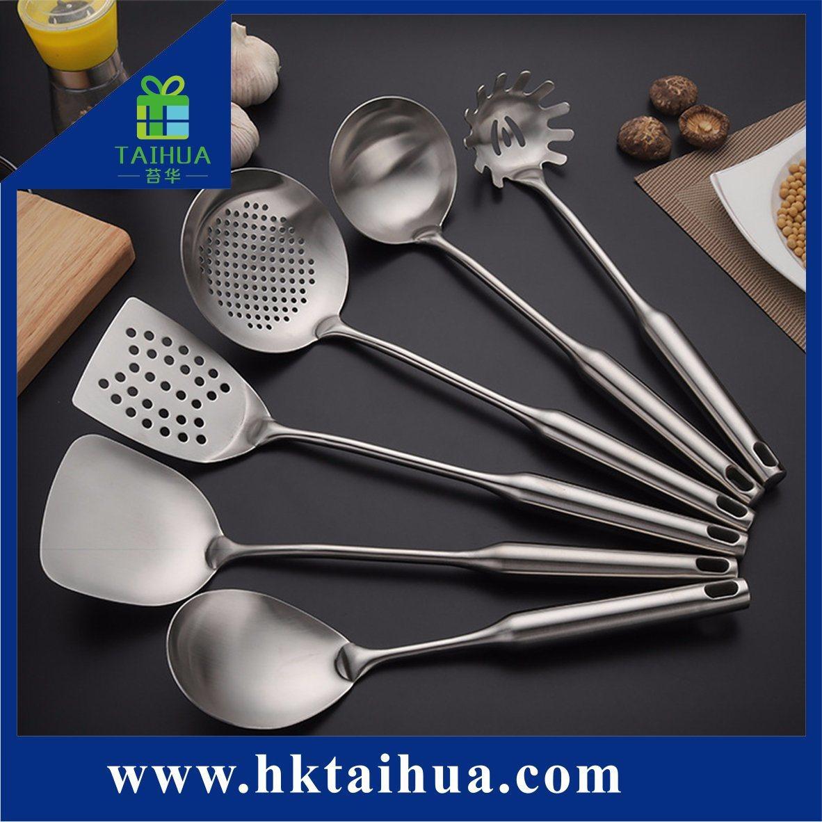 Stainless Steel Kitchenware Set