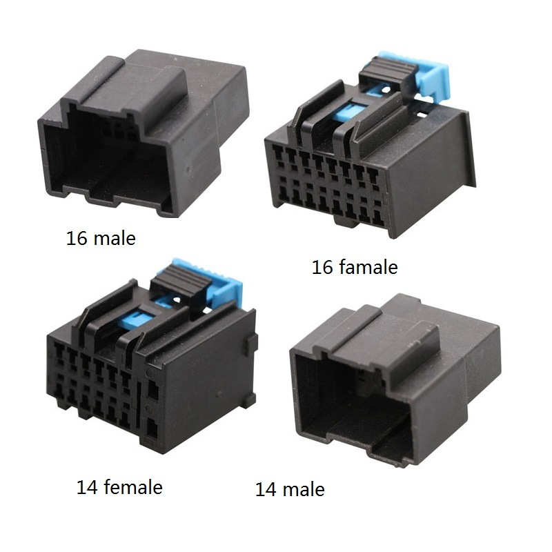 china ford automotive wire harness housing 14 16 24 pin connector for ford  car - china ford connector, 14 16 24 pin auto connector  shanghai star electronic technology co., ltd.