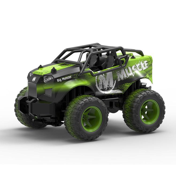 [Hot Item] RC Car Toys 1: 16 2 4G 4CH Big Remote Control Truck