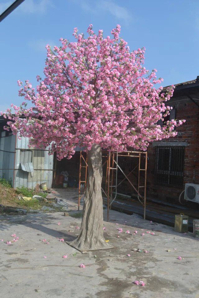 Artificial Plants and Flowers of Peach Tree Gu-SL917232800 pictures & photos