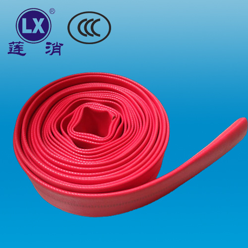 High Strength Fabric PU Fire Hose
