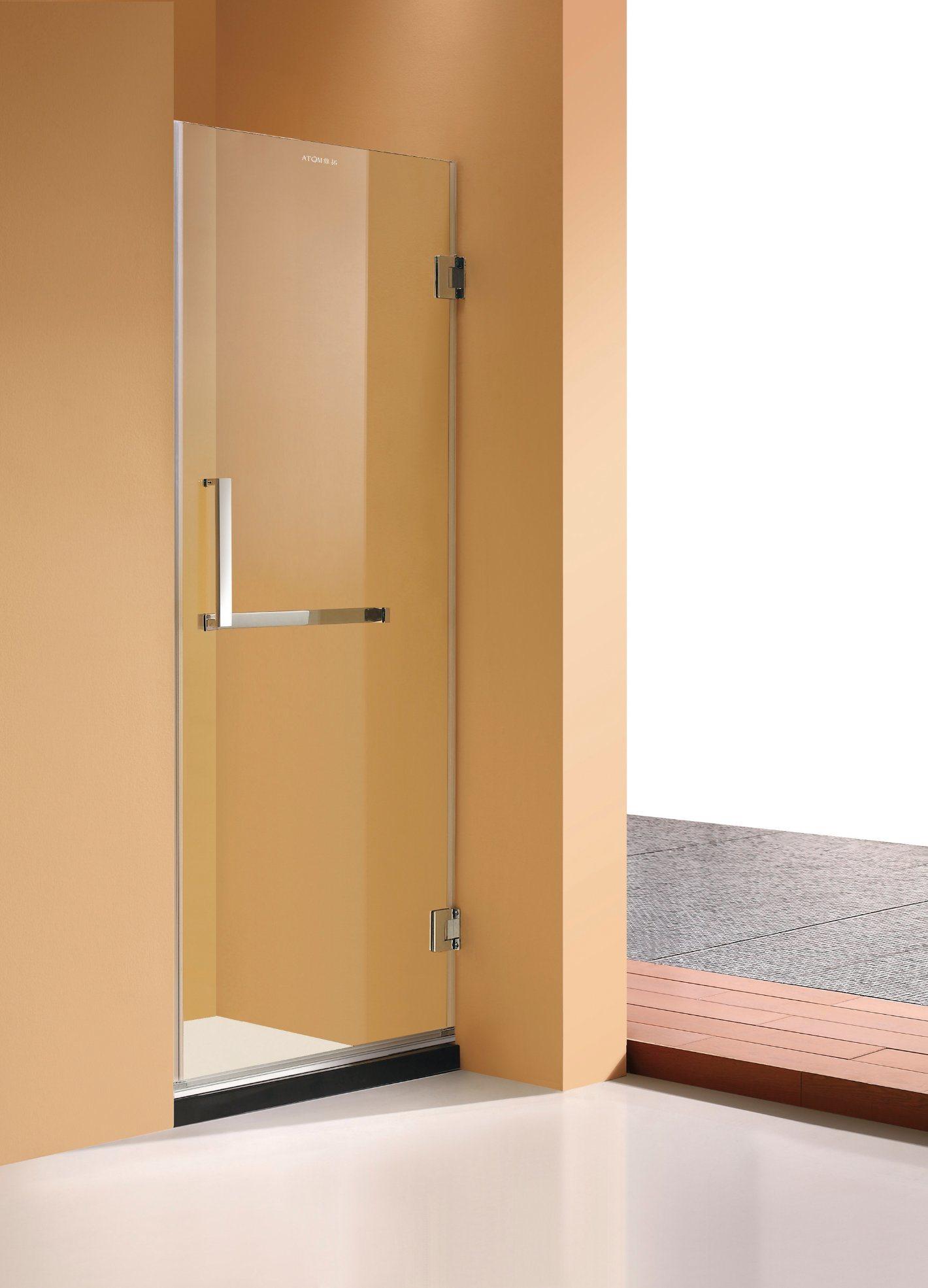 China Modern Design European Hot Sale Tempered Glass Shower Door ...