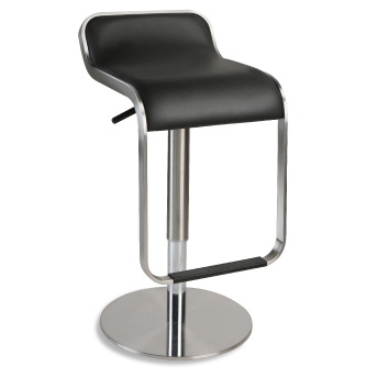 Stainless Steel Swivel Eames Counter Chair Bar Stools