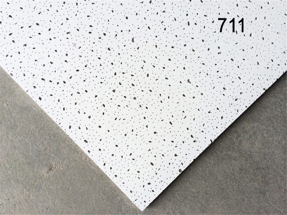 Acoustic Suspended Mineral Fiber Ceiling Tiles In China China