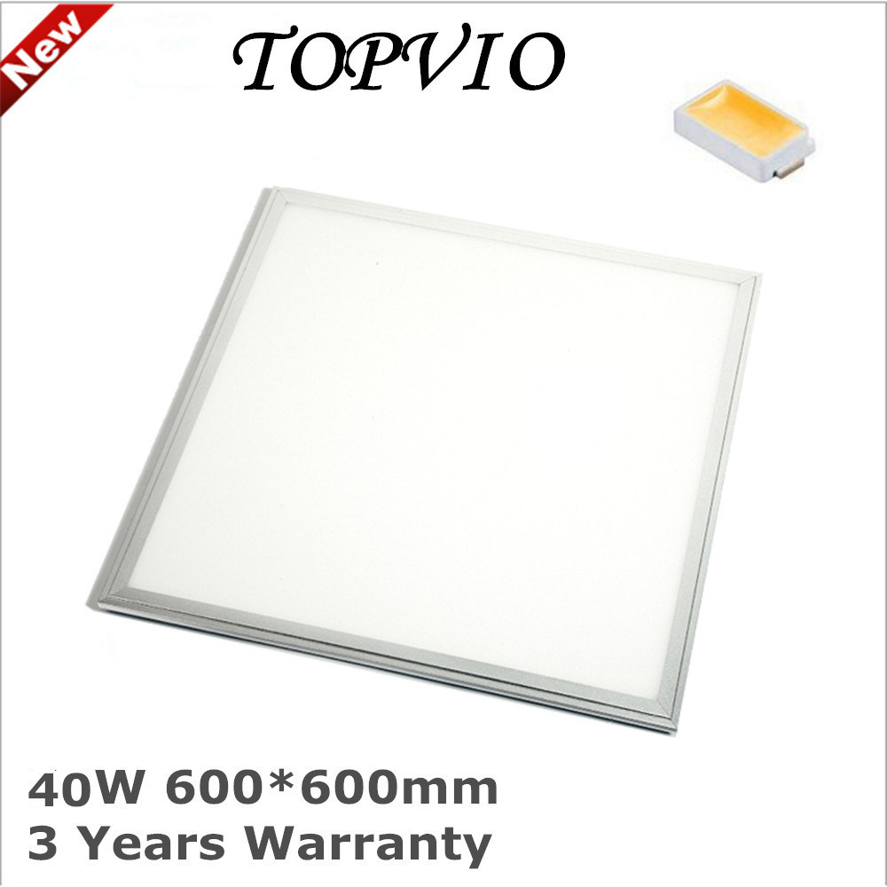 5 Years Warranty LED Ceiling Panel Lighting 60*60cm 36W/40W/45W/48W Square LED Panel Light pictures & photos