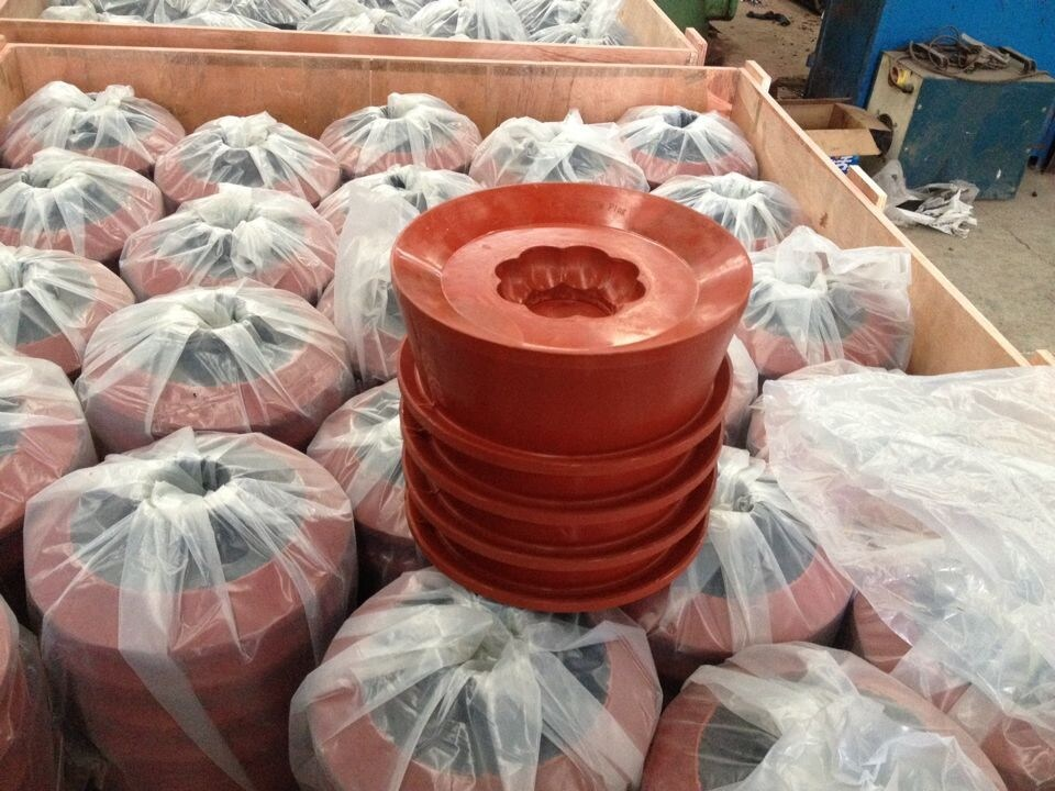 API Standard Bottom and Top Non-Rotating Cement Plug