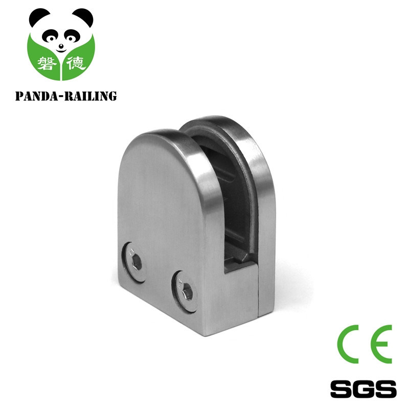 Stainless Steel Stair Glass Railing Fitting Glass Clamp pictures & photos